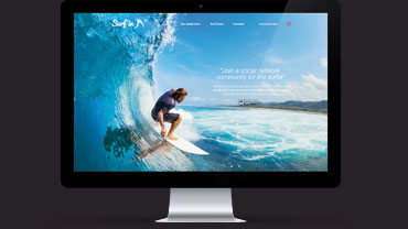 Surf'in